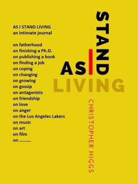 as i stand living flier